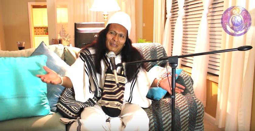 Entrevista con La consciencia Suprema